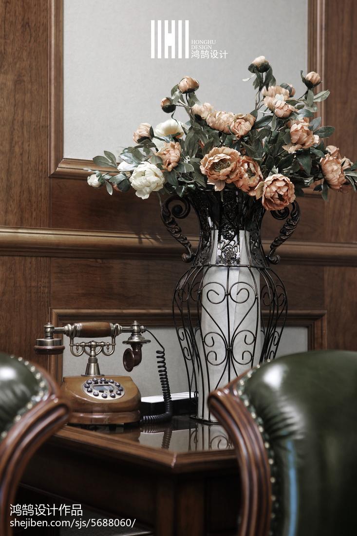 精美三居客厅简欧装饰图片大全