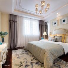 2018现代卧室装修图片欣赏