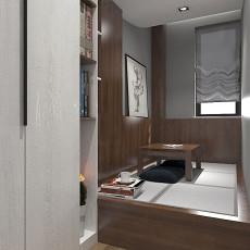 201874平米现代小户型休闲区设计效果图