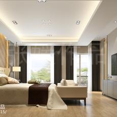 别墅卧室现代装修设计效果图片欣赏