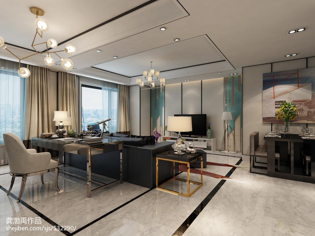 家裝現代風格吊頂設計圖