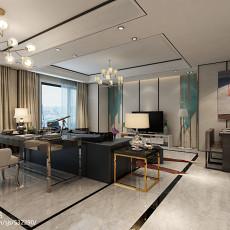 家装现代风格吊顶设计图