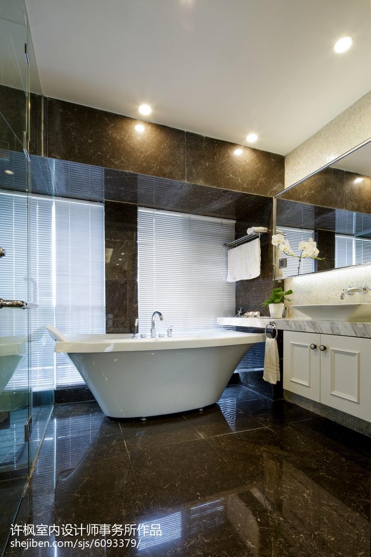 家装北欧风格卫浴设计