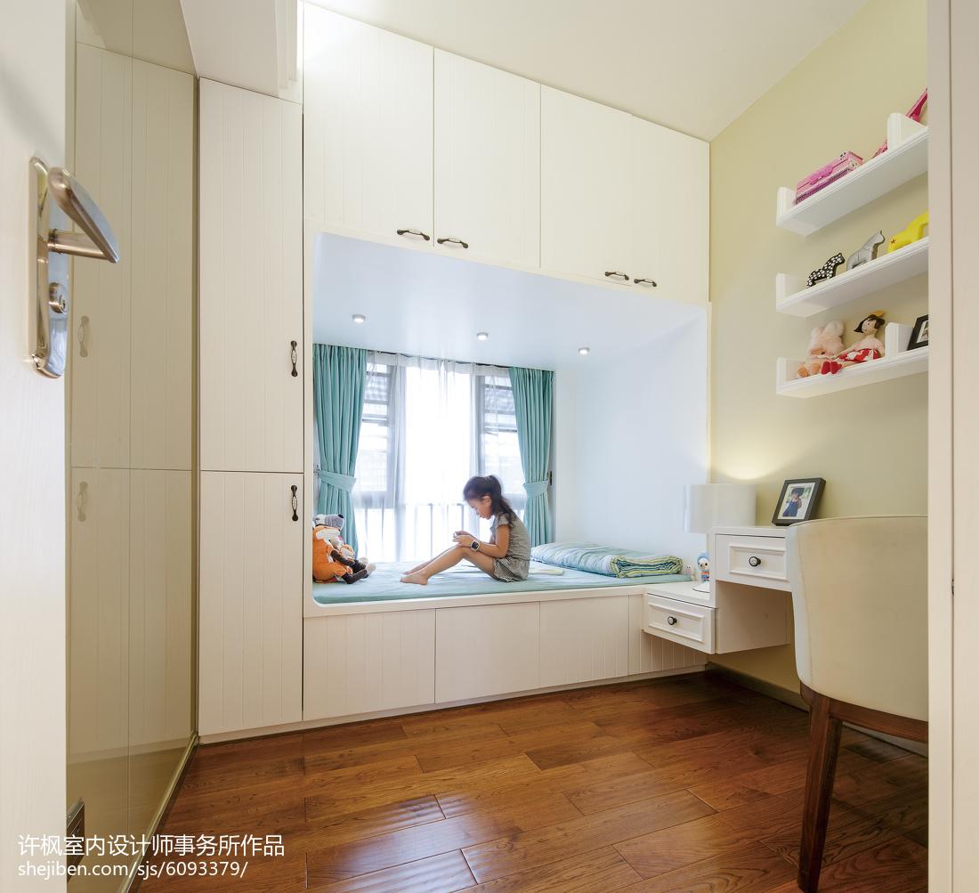 简雅北欧风格儿童房设计