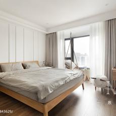 精美面积72平现代二居卧室欣赏图