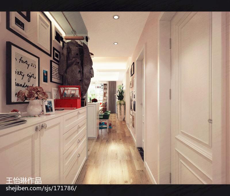 一個女人的閨房-北京室內設計師王怡琳作品_2447875