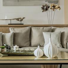 精美面积76平现代二居客厅效果图片大全