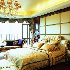 简约欧式卧室图片