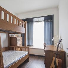 简雅现代风格儿童房设计