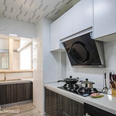 精美84平米二居厨房现代装修欣赏图片