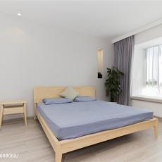 2018精选100平米三居卧室简欧装修设计效果图片大全