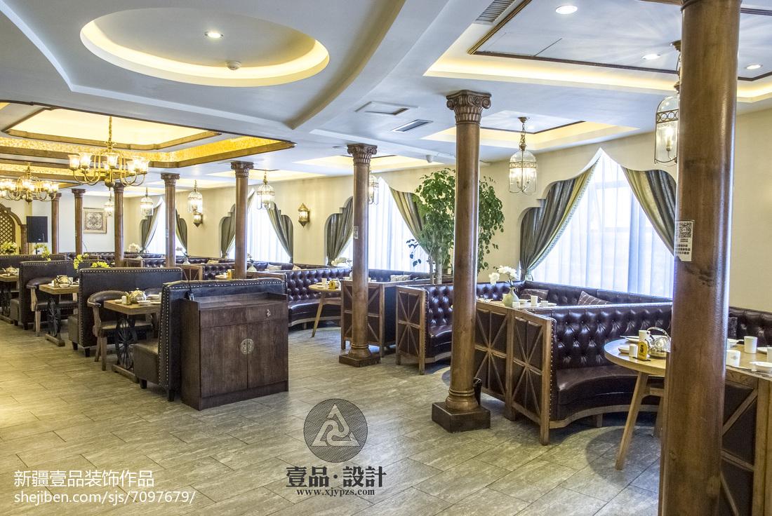 日式风格餐厅图册