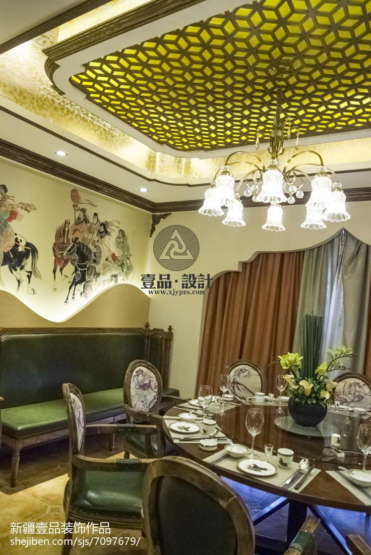 北欧风格餐厅图册