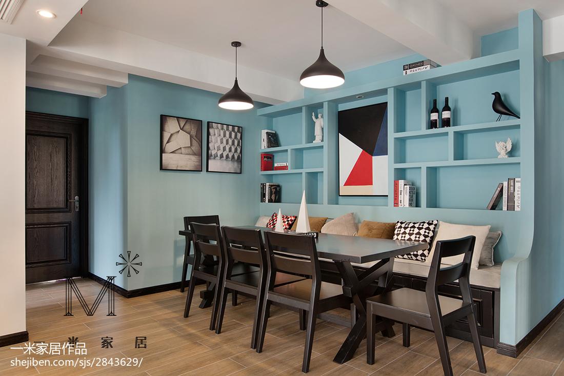 热门现代二居餐厅效果图