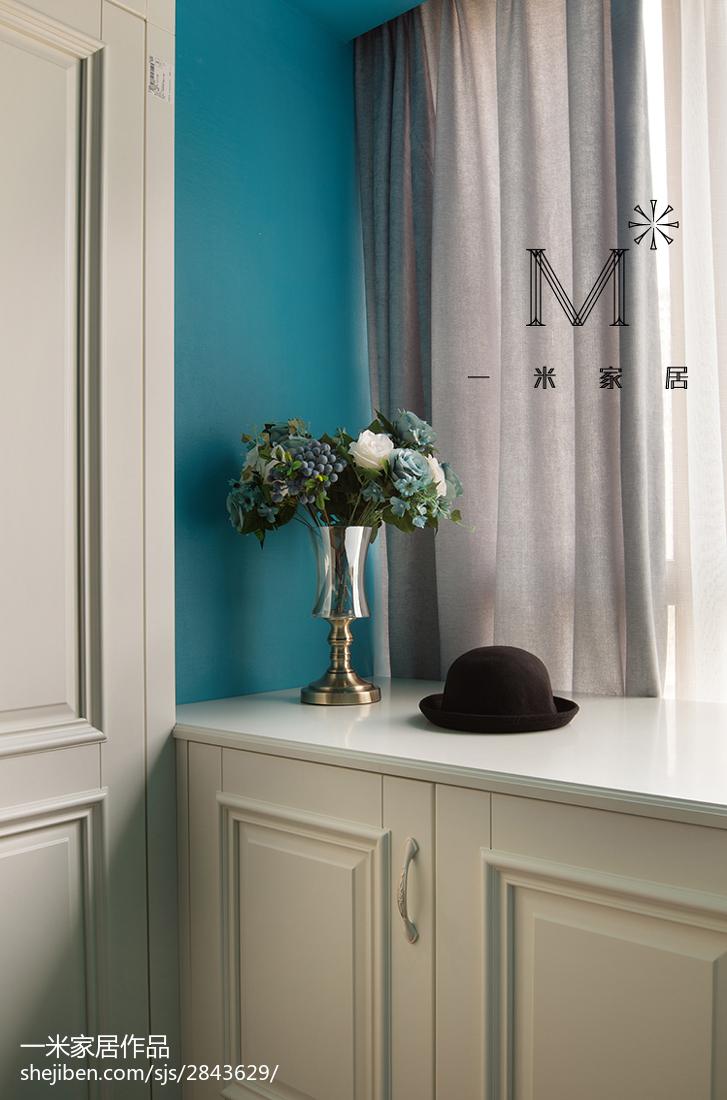 精选面积80平现代二居卧室装饰图片大全