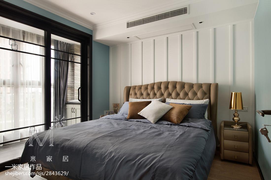 时尚现代风格卧室设计效果图