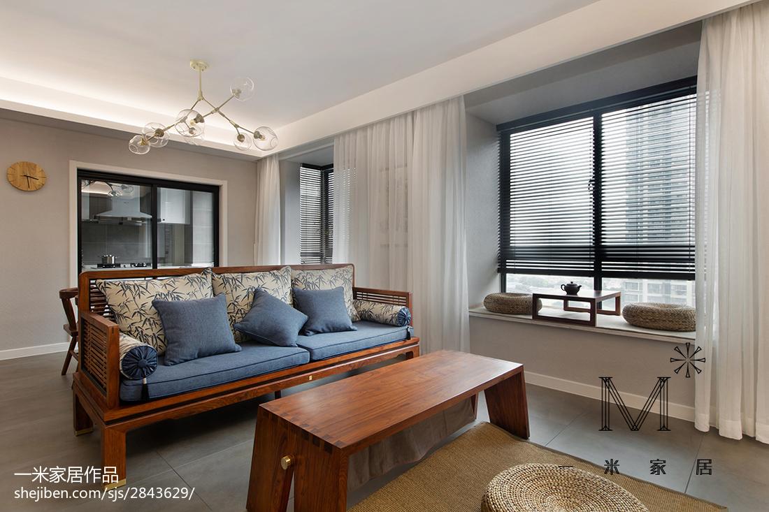 精致130平现代三居装修装饰图