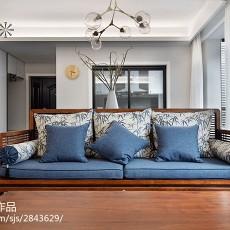 2018101平米三居餐厅现代装修图片大全