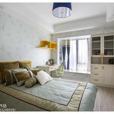 精美面积100平混搭三居卧室设计效果图