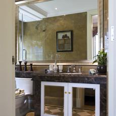 精美面积119平别墅卫生间新古典装修效果图片