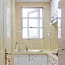 三居厨房地中海装修设计效果图