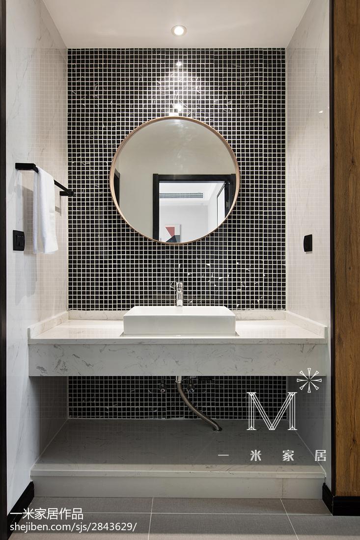 精致美式卫浴设计案例