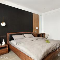 精选104平方三居卧室现代效果图片大全