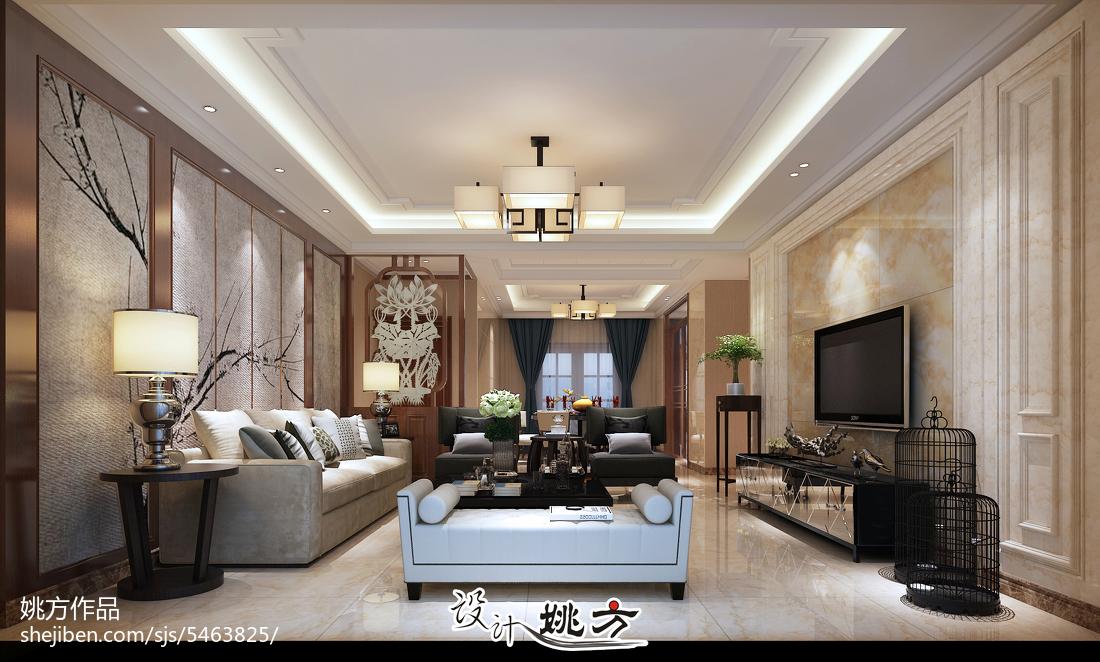 清新雅致简约风格卧室装修效果图