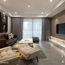 2017现代风格客厅图片