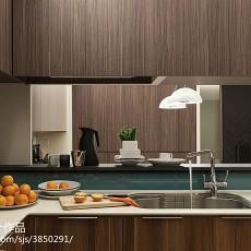 精选现代二居厨房装修设计效果图