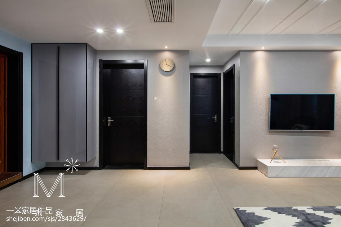 精美大小99平现代三居客厅欣赏图片大全