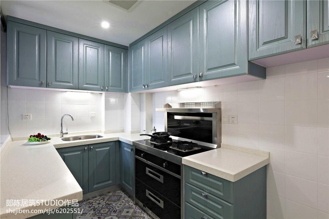 精选小户型厨房北欧装饰图片大全