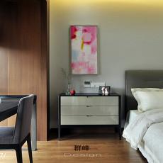 精选100平米三居卧室现代欣赏图片大全