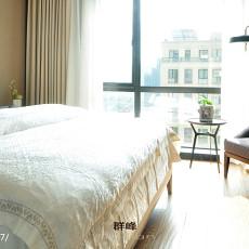 精选96平米三居卧室现代效果图片大全