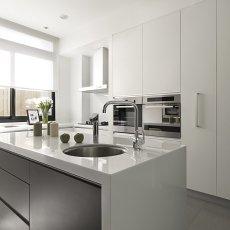 精选现代别墅厨房装修设计效果图