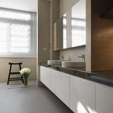精美面积118平别墅卫生间现代设计效果图