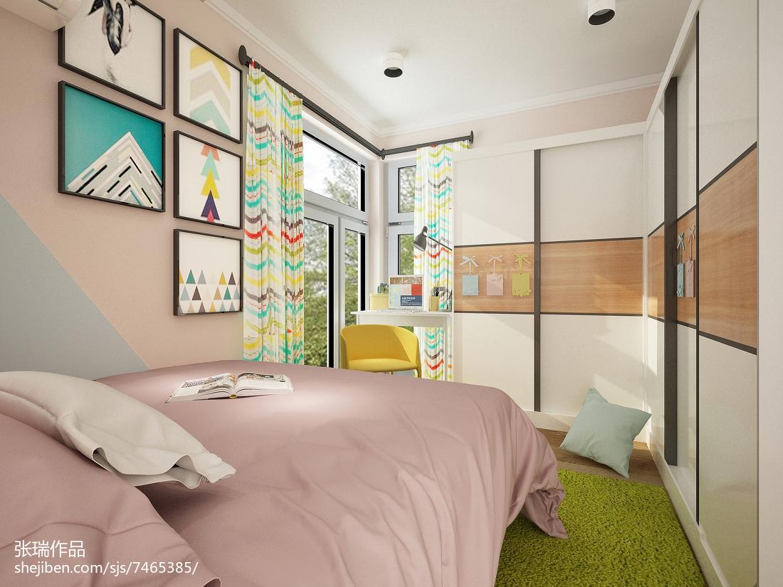 精美小户型卧室简约装修欣赏图片大全