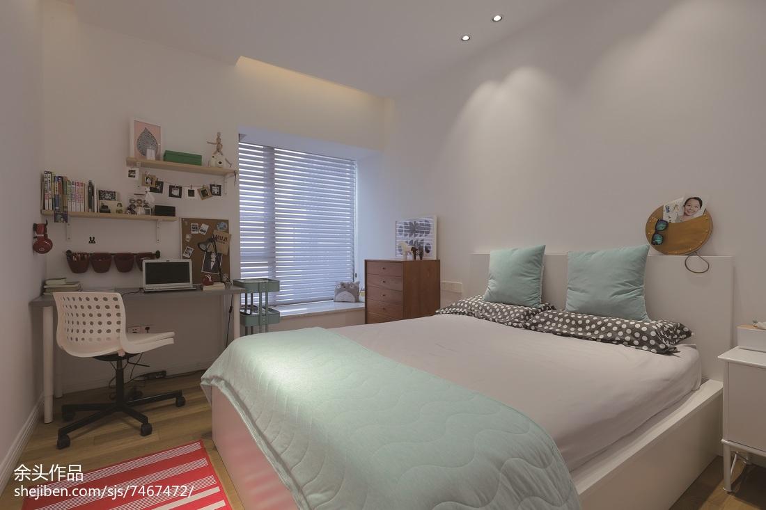 现代别墅儿童房装修设计效果图片