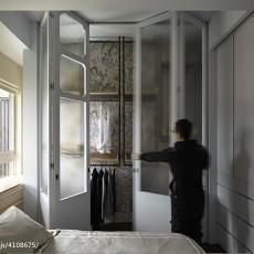 精美75平米二居卧室混搭装修效果图片欣赏