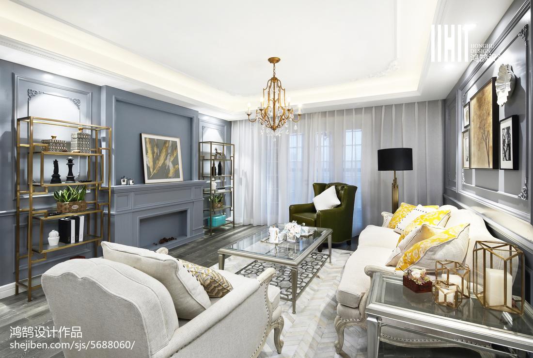 精美混搭风格客厅设计