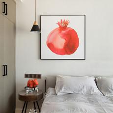 精选104平米三居卧室现代装修实景图片