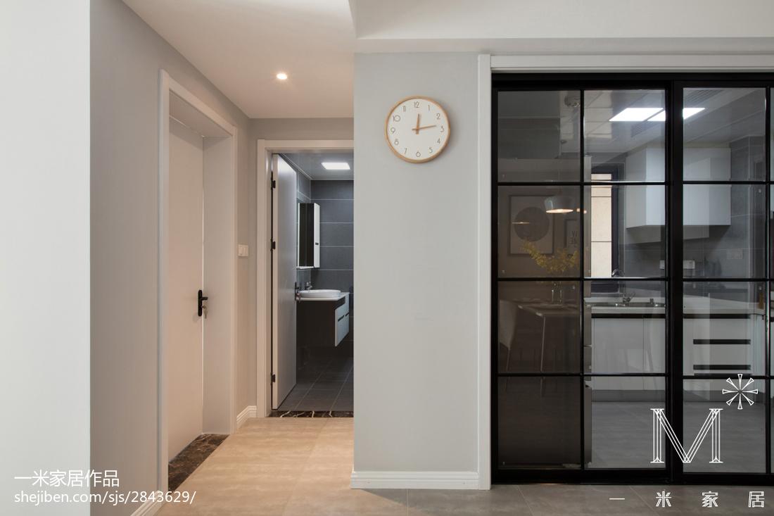 2018三居厨房北欧装饰图片大全