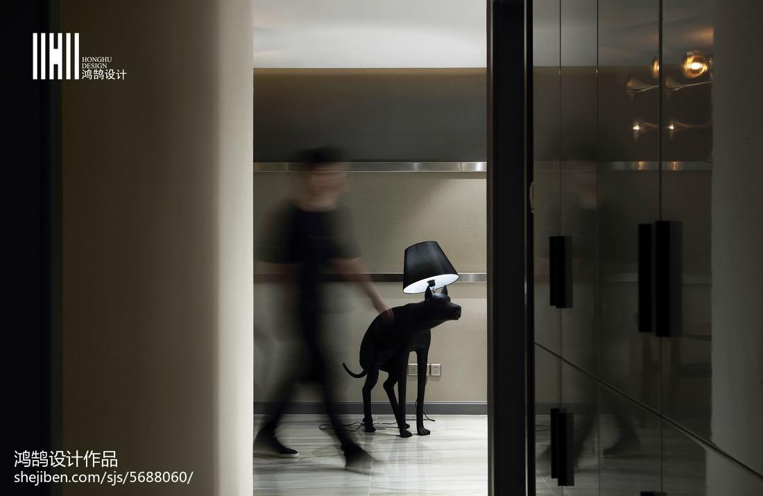 201981平现代二居客厅图片大全