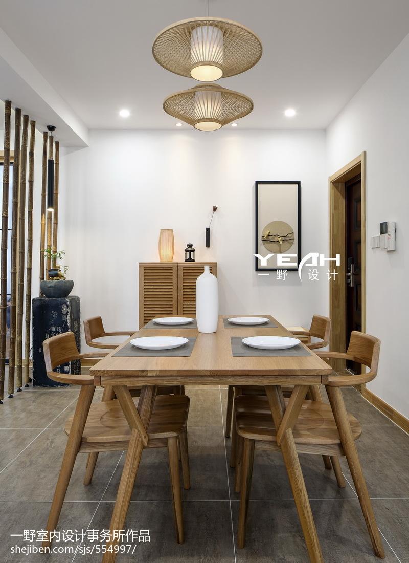 简雅日式风格餐厅设计