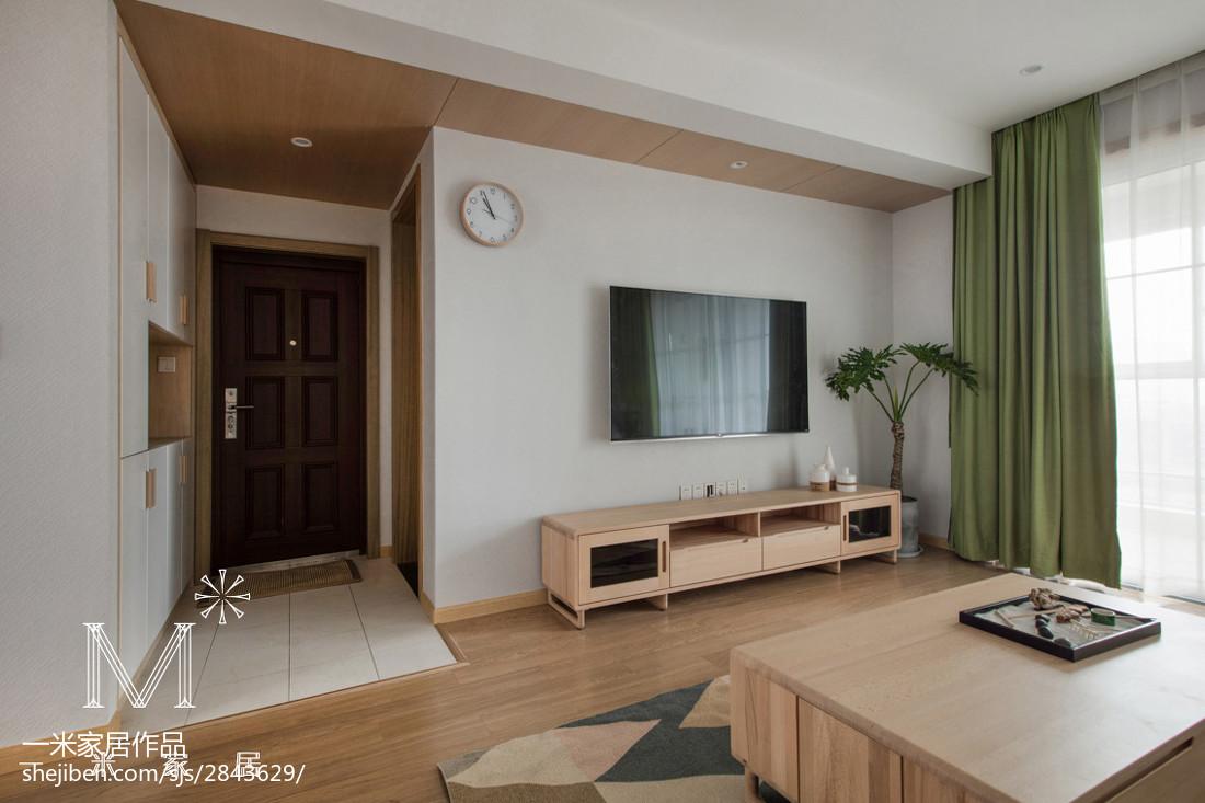 日式背景墻設計案例