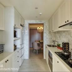 热门现代别墅厨房装饰图片大全