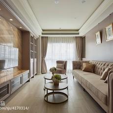 138平米现代别墅客厅装修效果图
