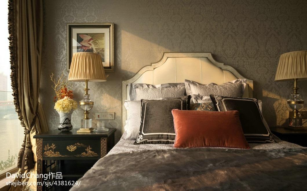 热门欧式卧室装修实景图