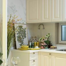 精美现代厨房效果图片