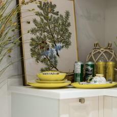 热门厨房现代装饰图